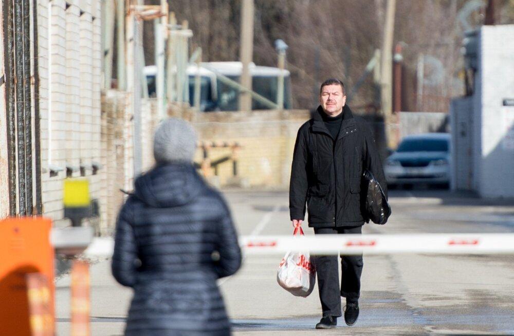 Andrei Zarenkov vabanes vanglast