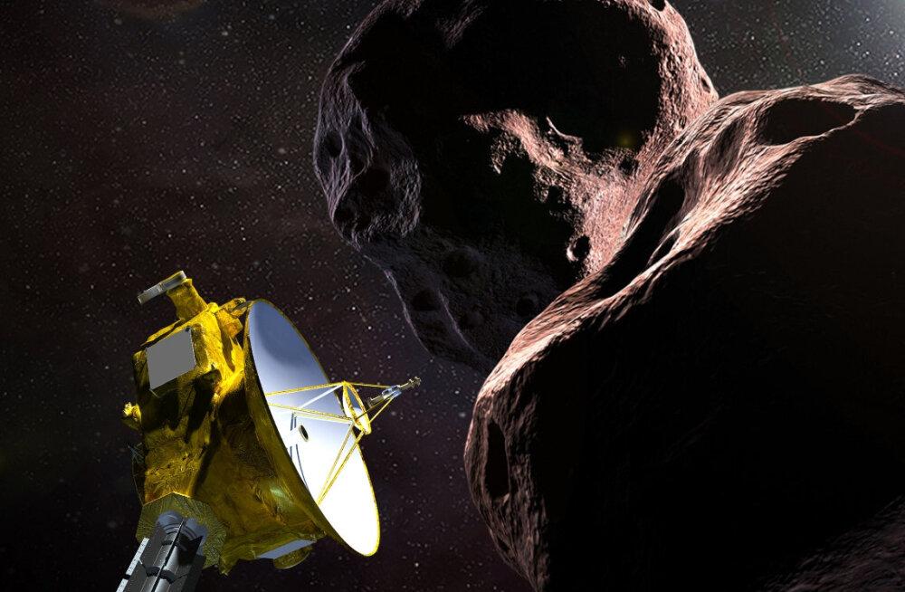 NASA alustab uut aastat ülikauge objekti avastamisega