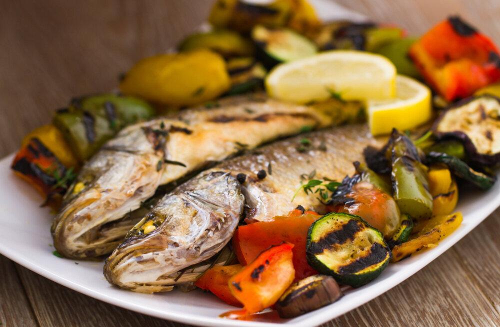 Uuring: lapsed on hakanud kala armastama