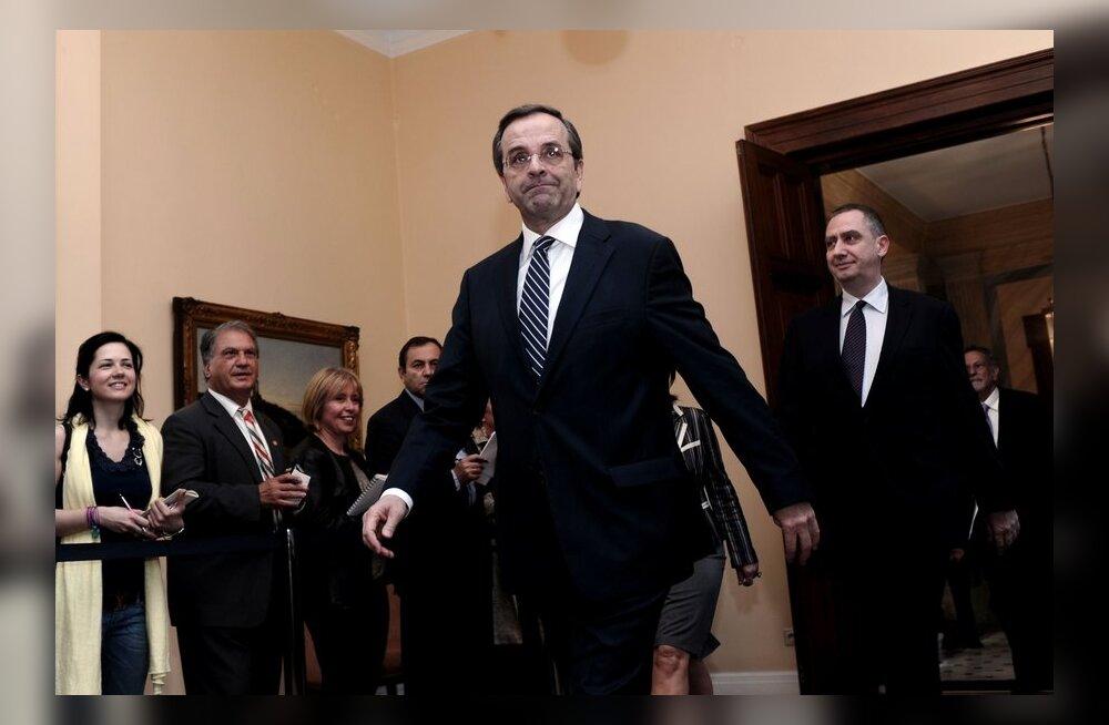 Kreeka uus valitsus alustab laenuandjatega läbirääkimisi