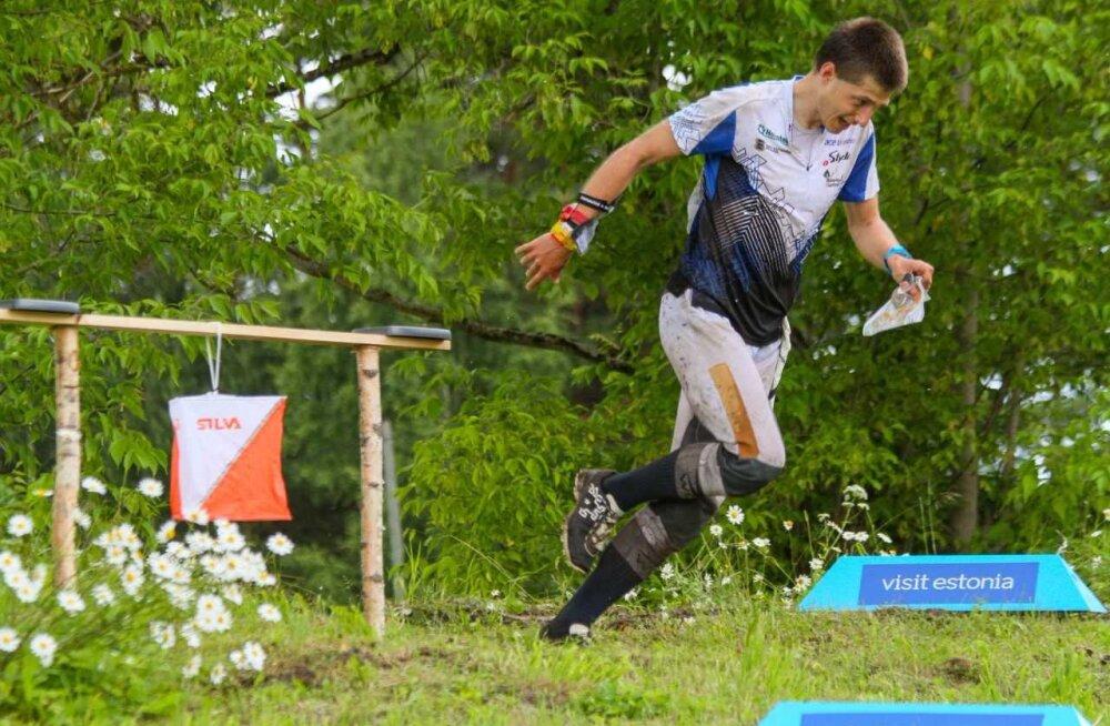MM-il 10. koha saanud Timo Sild: ränk rada, andsin endast kõik