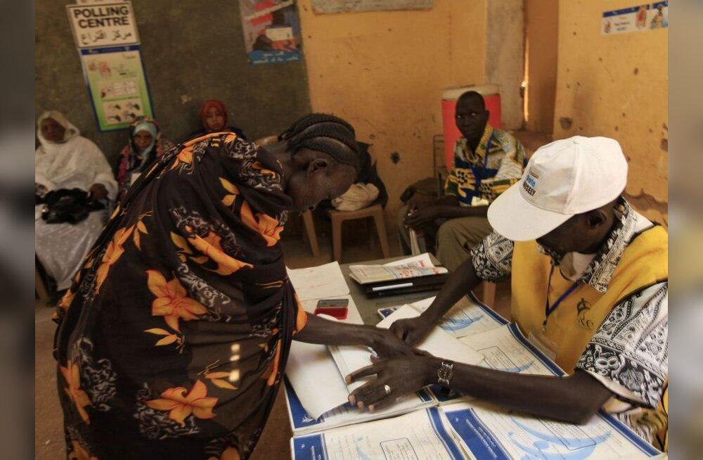 Eesti vaatleja Sudaanis: rahvas ihkab iseseisvust