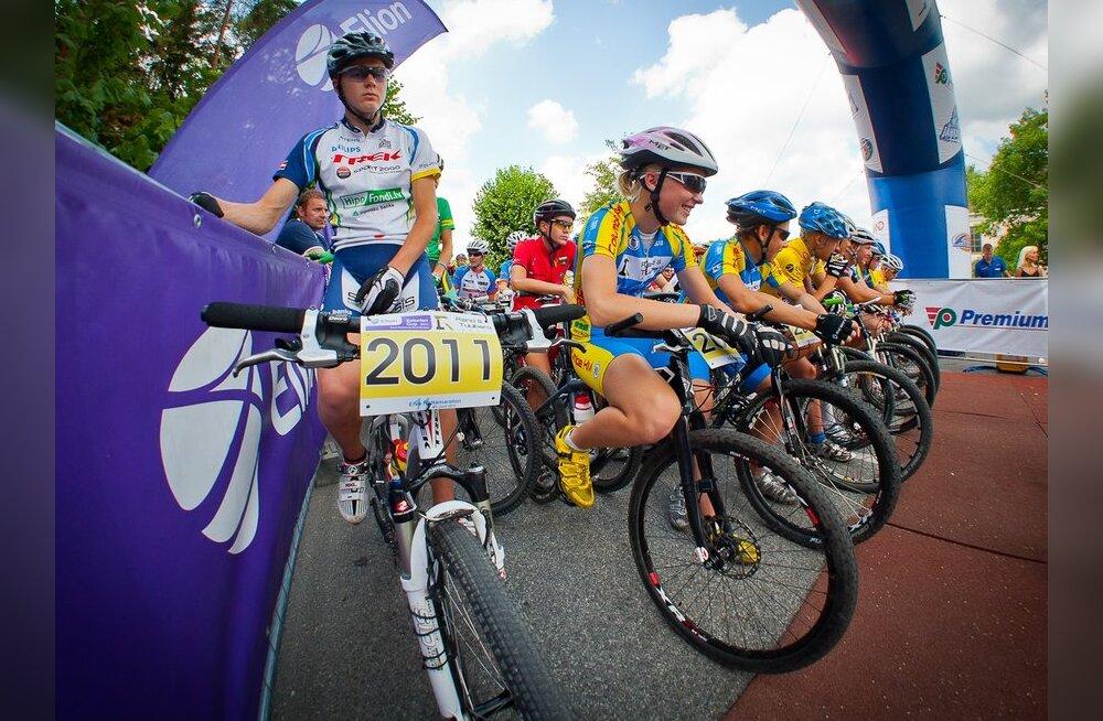 Elion Estonian Cup, jalgratas