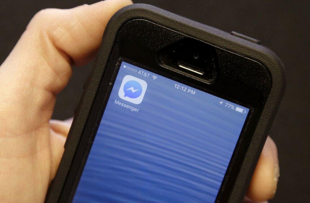 Facebook muutis Snapchatilt kopeeritud võimaluse isegi algsest popimaks