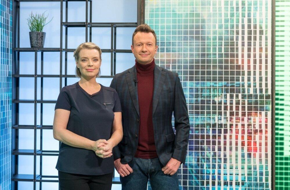 """Marko Reikop kiidab uut """"Ringvaate"""" stuudiot: tundsin, et ma olen koju jõudnud!"""