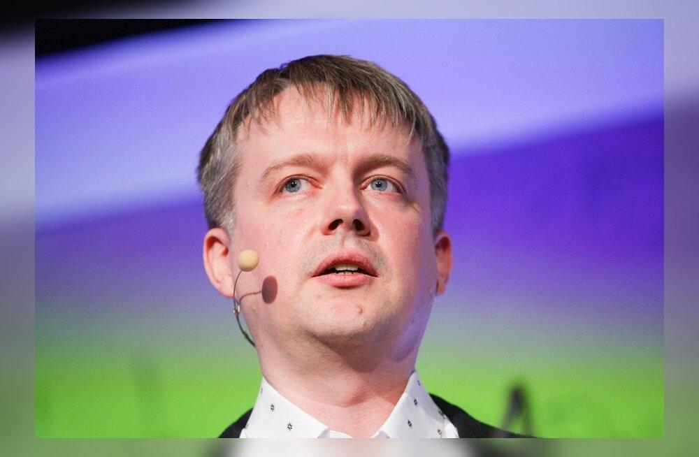 Skype - Jaan Tallinn, Global Startup Workshop ettekanne.