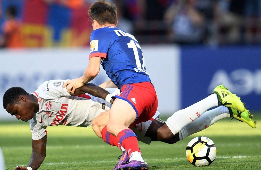 CSKA vs Spartak
