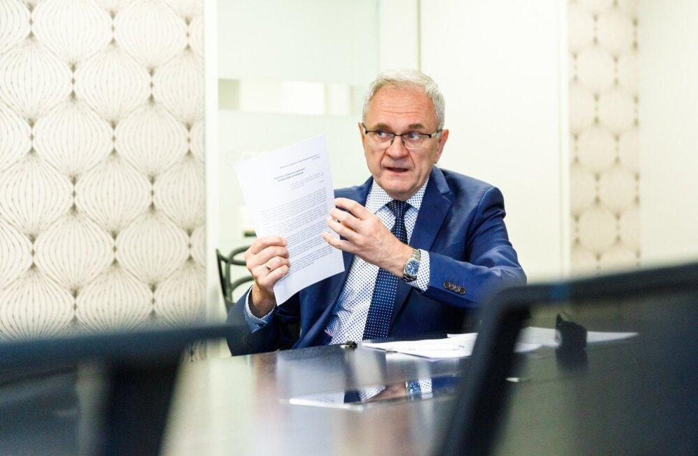 Ekspertide Riigireformi Sihtasutusse kaasamine vastab eestlaste ootustele. Üks riigireformi eelnõu koostajaid on põhiseaduse looja Jüri Raidla.