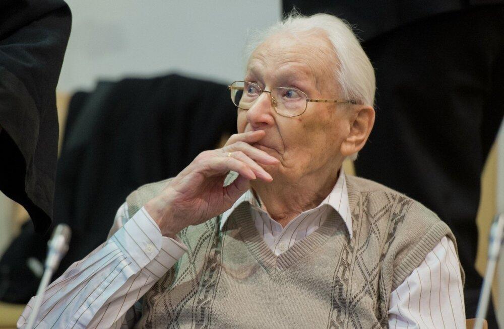 Suri kurikuulus Auschwitzi raamatupidaja, keda veel mullu taheti natsikuritegude pärast türmi pista