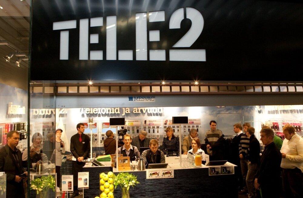 TELE2 - uus disainikontseptsioon