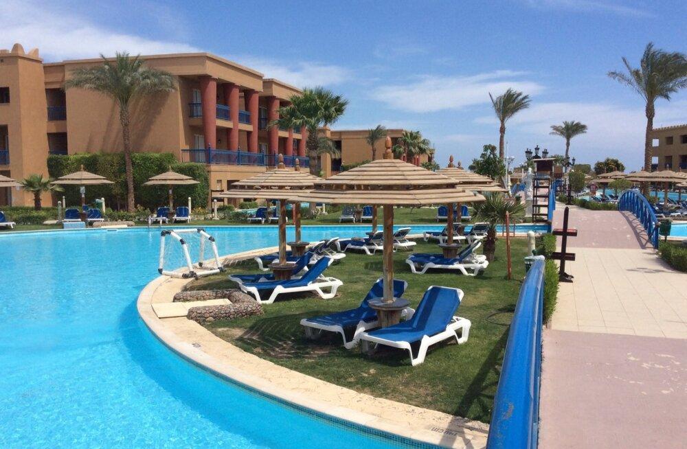 Egiptus, Hurghada