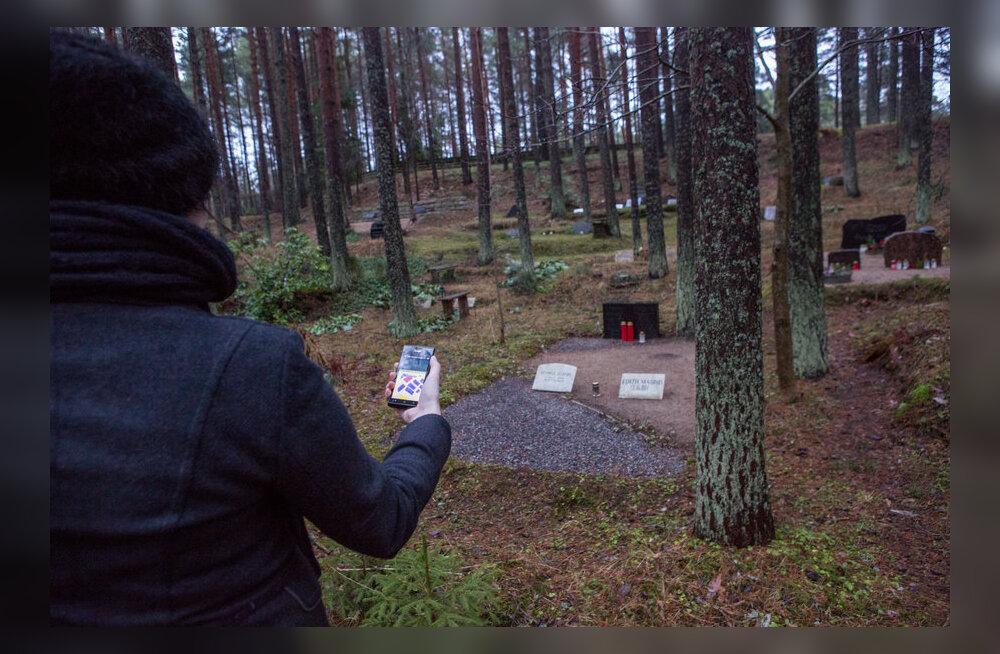 Maailmakuulus portaal geni.com on huvitatud eestlaste kalmistutarkvarast
