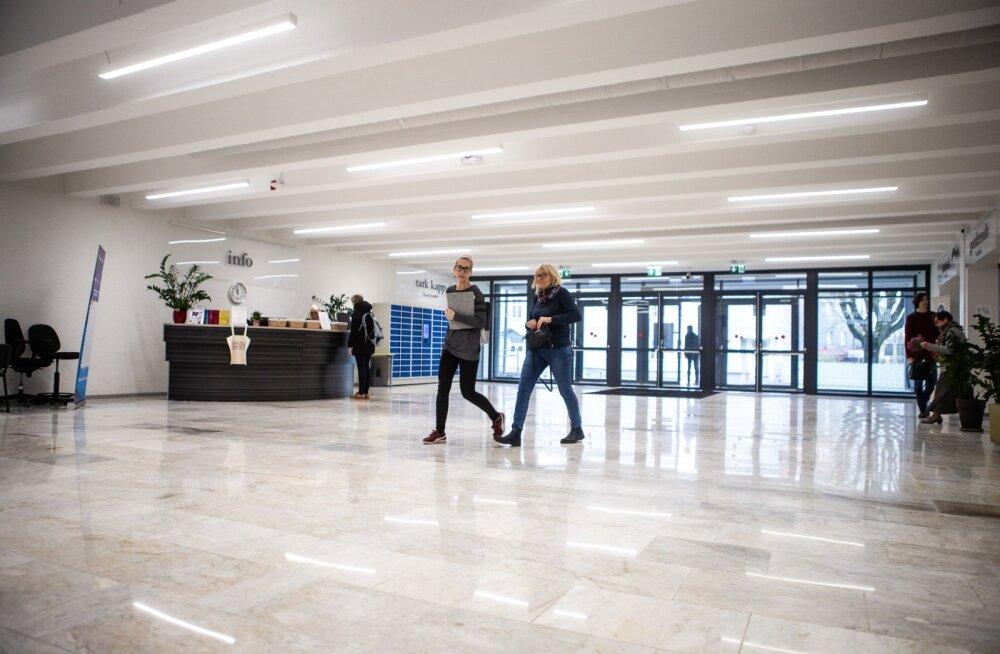 Tartu Ülikooli raamatukogu on nüüd lõpuks täiesti valmis.