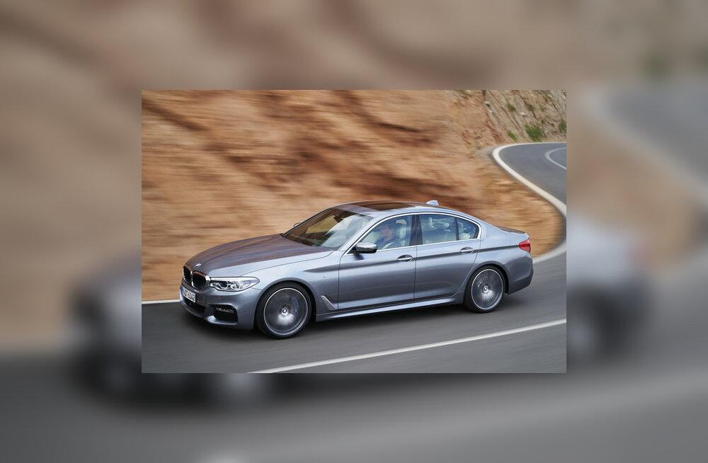 BMW 5. seeria: ärge laske end nurinast segada…
