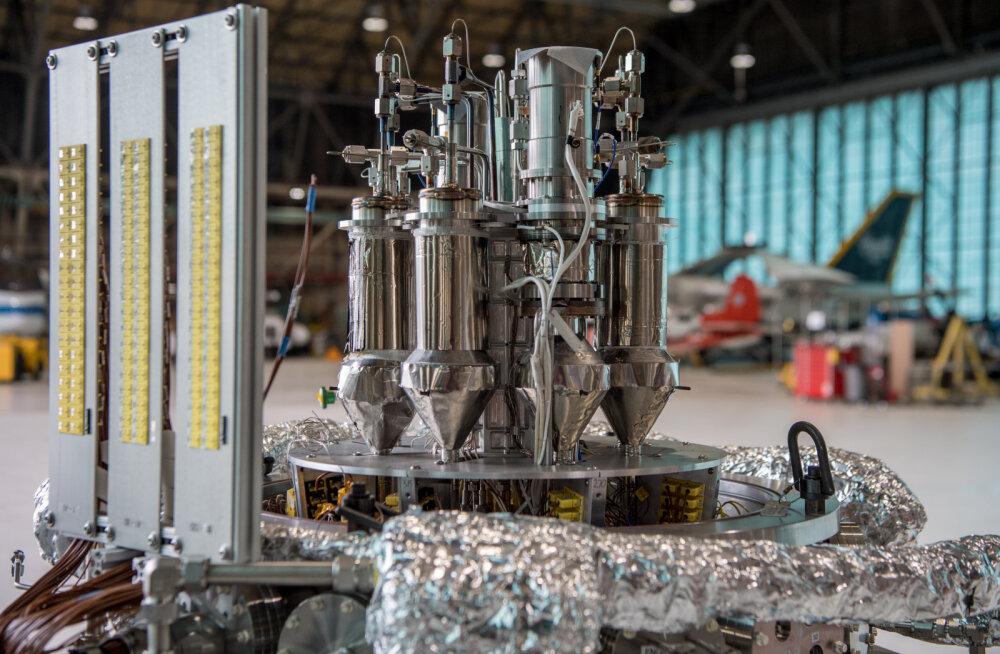 Inimkonna tulevaste kosmosevallutuste alus: pisikesed mobiilsed tuumajaamad