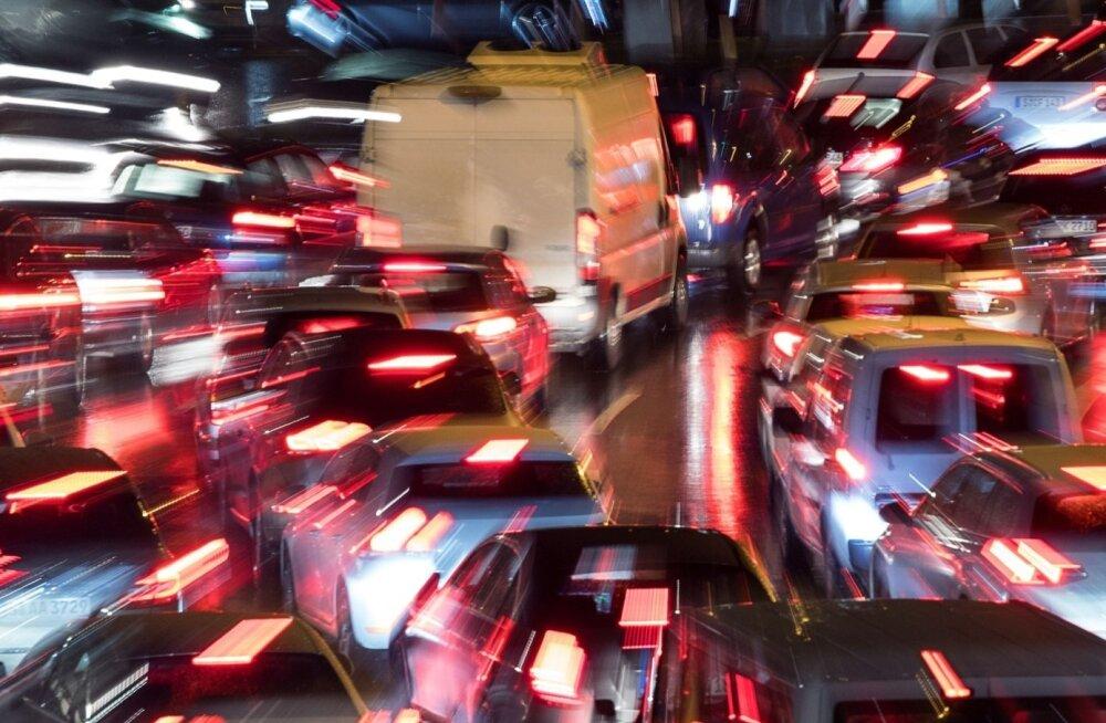 Mida põrutavat ka ei juhtuks, liiklusummikutest me alanud aastal kindlasti ei pääse.