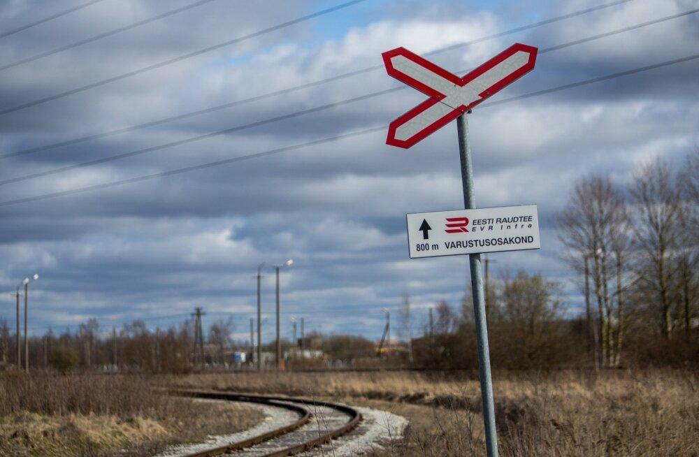 Soomlased hakkavad 16,5 miljoni euro eest ehitama Eesti Raudtee uut liiklusjuhtimissüsteemi