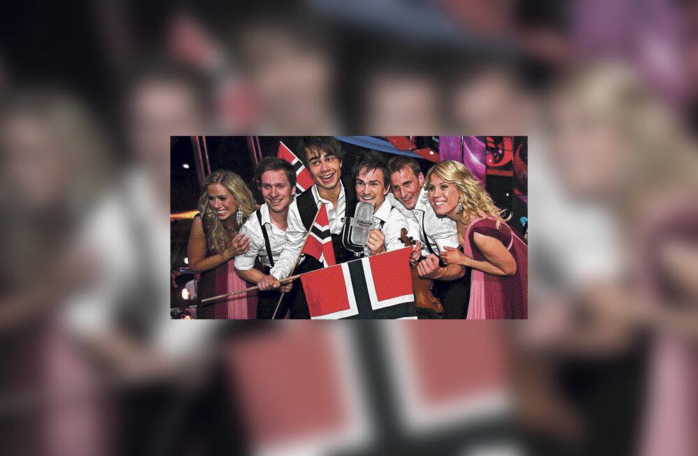 Norra võit Eurovisionil ei olnud Urban Symphony tüdrukutele üllatus