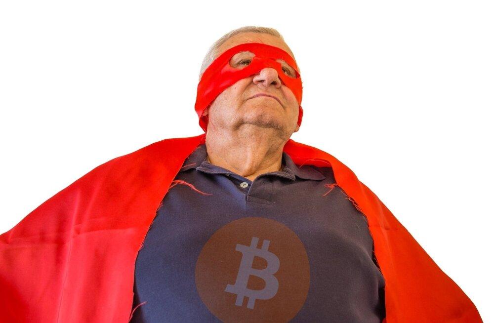 """Eesti pensionärid avastasid bitcoin'i: """"Imevärk, raha muudkui kasvab!"""""""