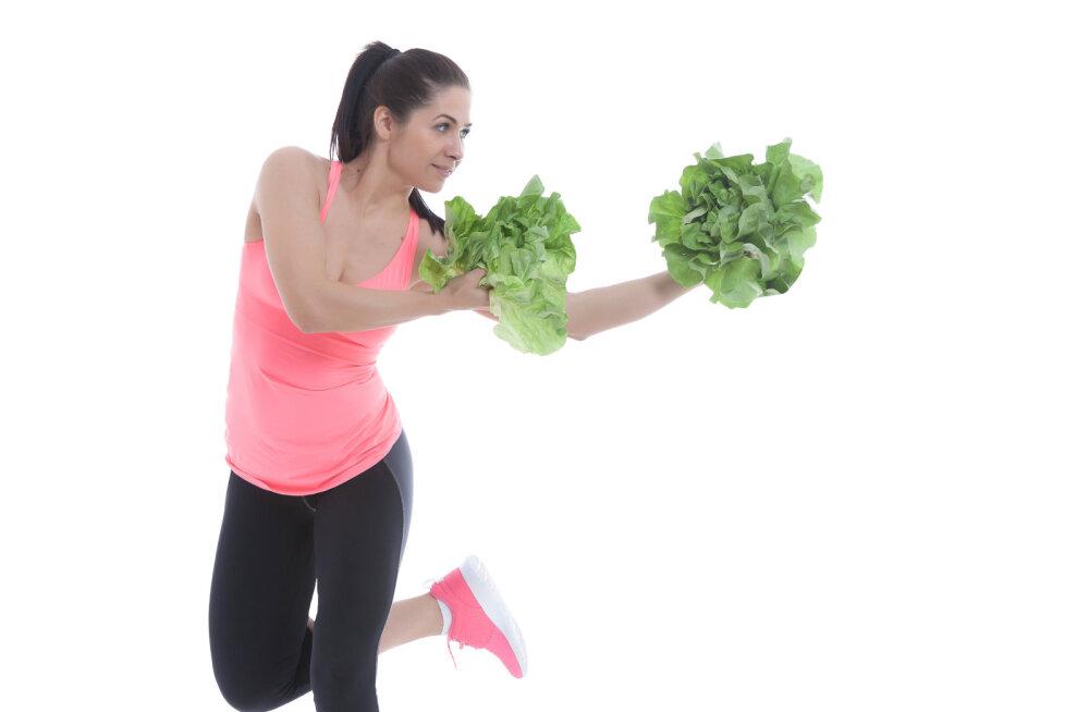 Tervislikust elustiilist võib saada toitumishäire: inimene, kes sööb ainult puhast ja tervislikku toitu, on tegelikult raskelt haige!
