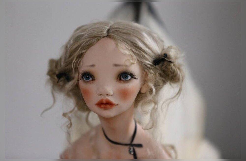 """На Певческом поле состоится выставка-фестиваль авторских кукол """"NukuKunst"""""""