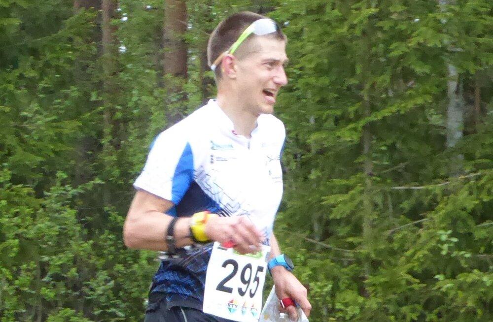 Orienteerumise teatejooksu MK-etapil jäid eestlased esikümnest välja
