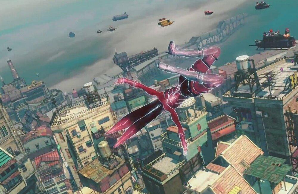 Vaatleme videomängu: Gravity Rush 2 (PS4)