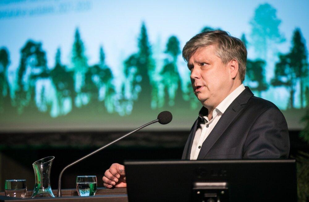 Keskkonnavaldkonna rahastamine muutub selgemaks