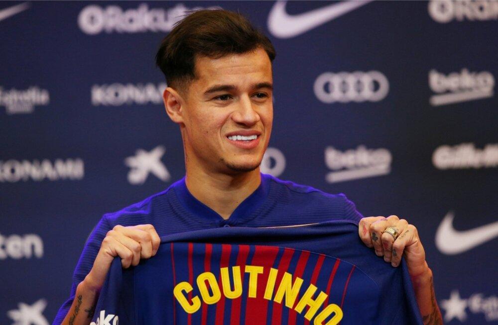 Philippe Coutinho sai oma Barcelona-unistuse, Liverpool 160 miljonit eurot. Võitsid mõlemad pooled?