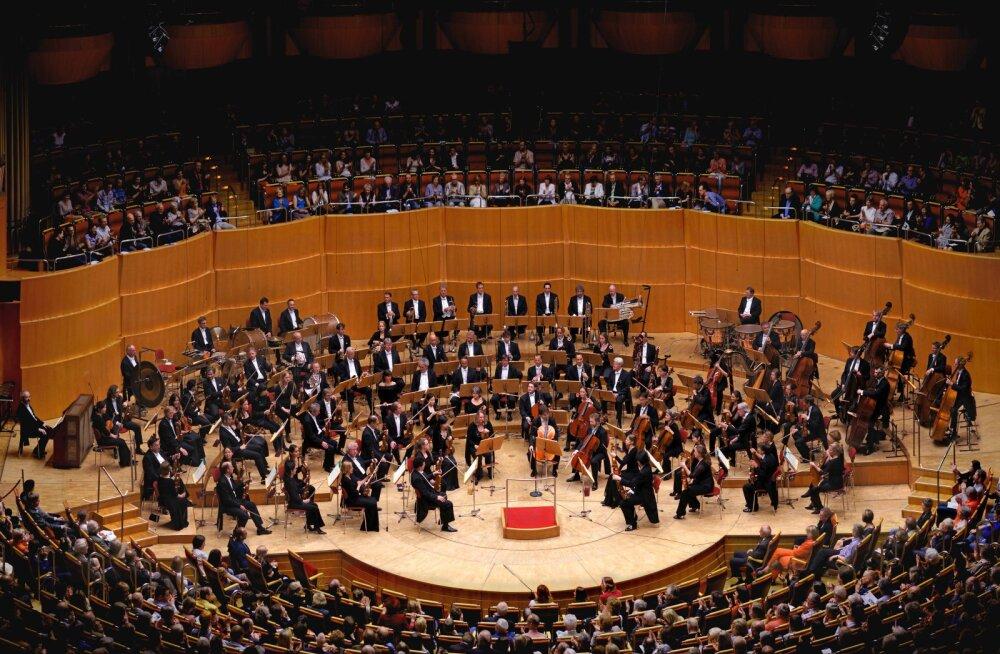 Крупнейший симфонический концерт этого лета — WDR Sinfonieorchester