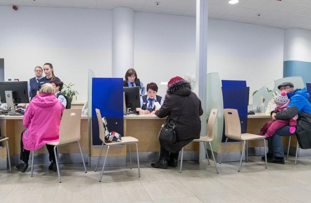 Paljud inimesed jätavad oma uue dokumendi lihtsalt PPA teenindusse tolmu koguma
