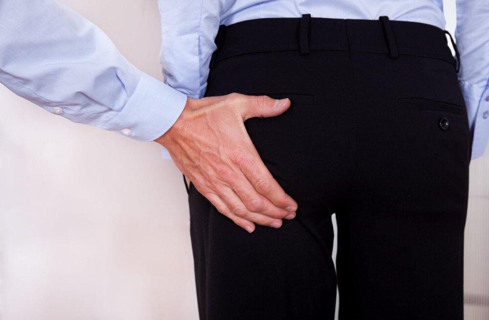 Noor naine: ühel hetkel tundus, et ongi normaalne, kui ülemus kätt püksi ajab ja nilbeid kommentaare pillub