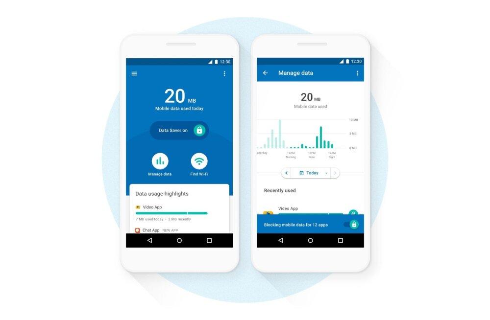 Google выпустила приложение для контроля расхода трафика на Android-устройствах