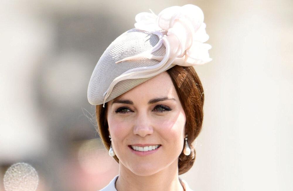 Just see toit aitab Kate Middletonil hommikuse iiveldusega toime tulla