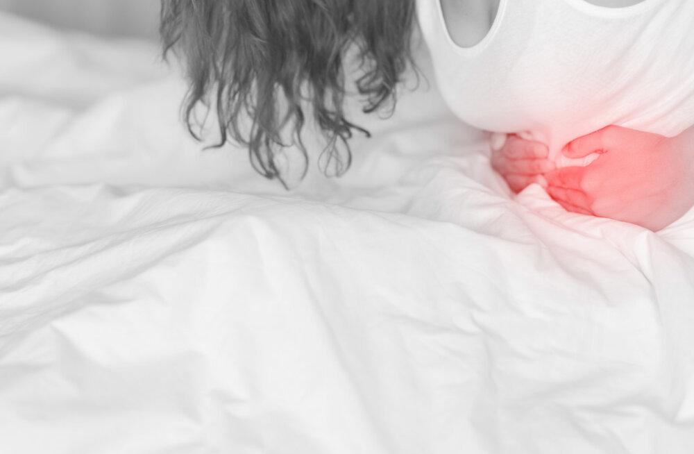 PANE TÄHELE! Kõhuvalud võivad viidata endometrioosile