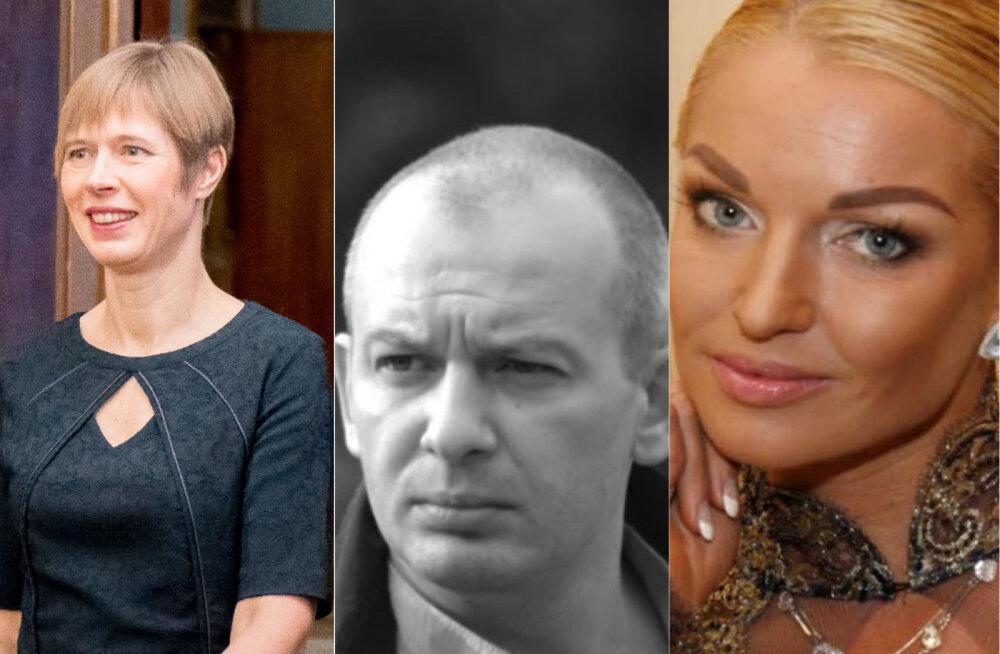Марьянов, Кальюлайд и Волочкова: ТОП-15 самых популярных новостей Бублика за 2017 год