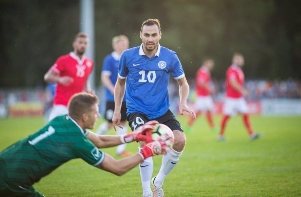 Eesti vs Malta