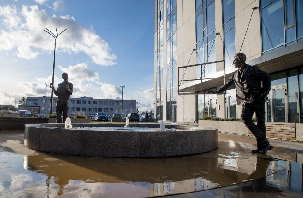 FOTOD | Steve Jobs ja Bill Gates jõudsid Tehnopoli