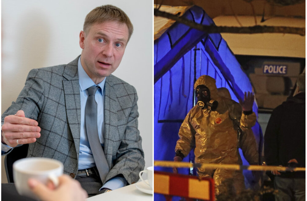 Eerik-Niiles Kross mürgitamisest Salisburys: see on otsene hoiatus ka Eesti julgeolekuasutustele