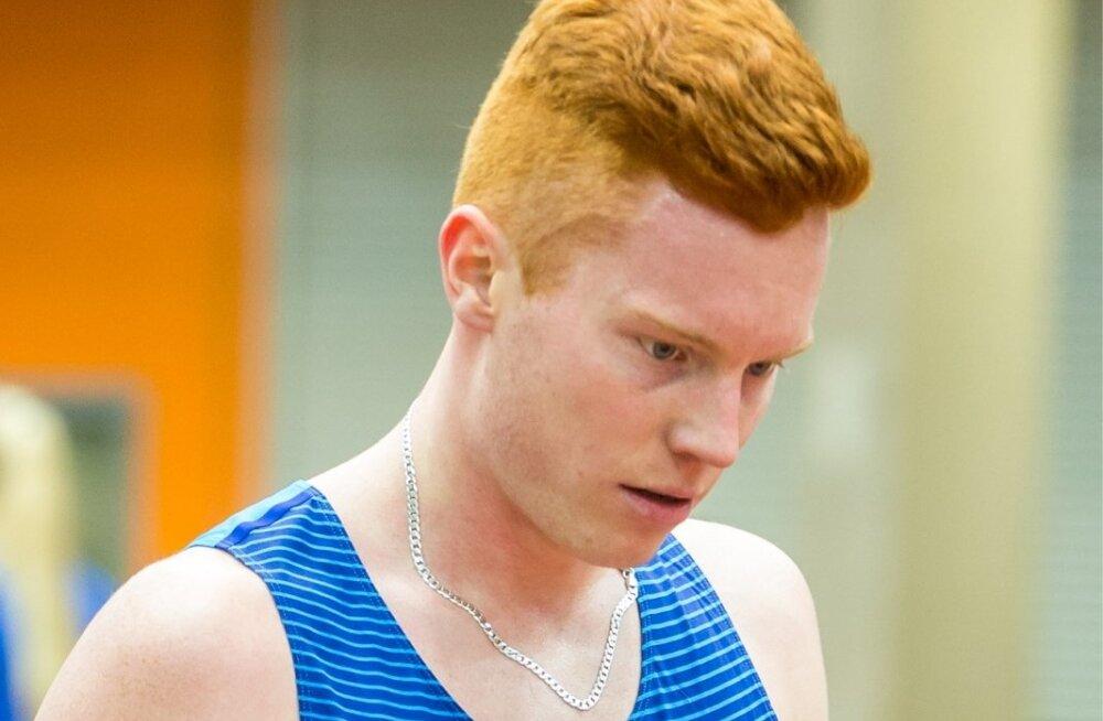 Andi Noot üritas 1500 m rekordit