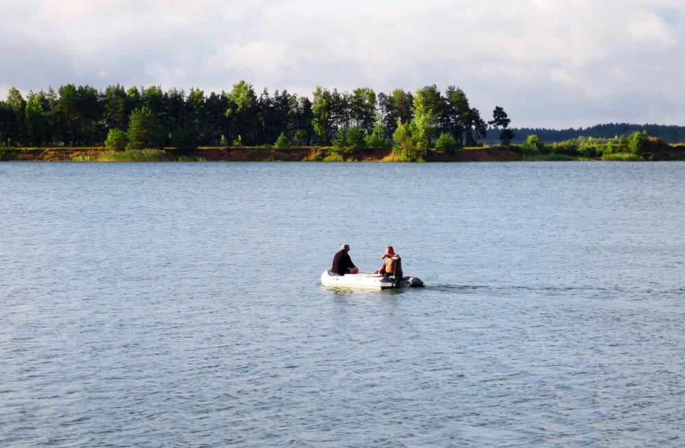 Tallinna ümbruse kalastuskohad vol. 3: Raku järv