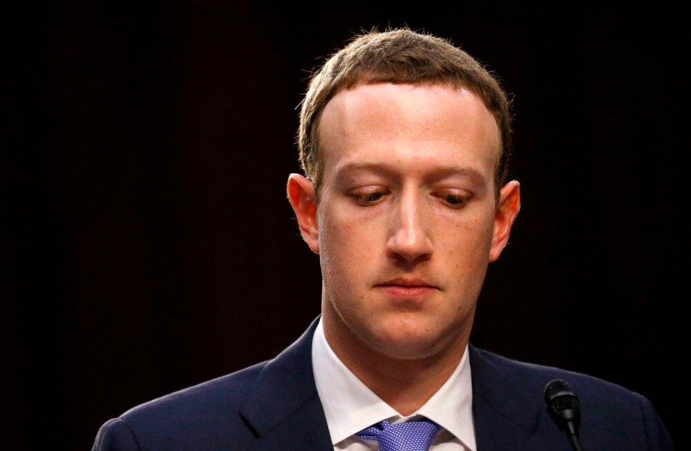 """Kaader filmist """"Facebooki dilemma""""."""