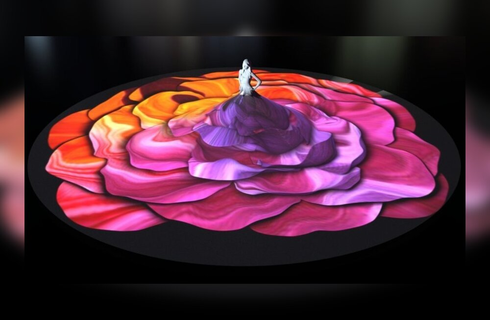 """ФОТО: Вау! Так будет выглядеть платье Элины Нечаевой на сцене """"Евровидения"""""""