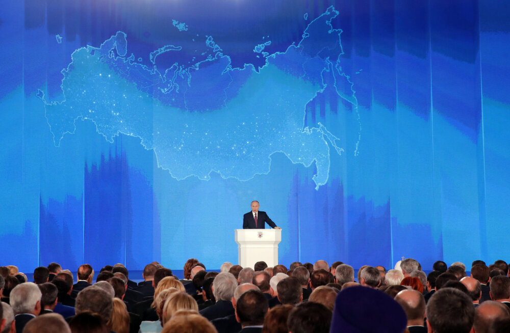 """Путин показал """"Кузькину мать 2.0"""": блиц-анализ воинственного выступления"""