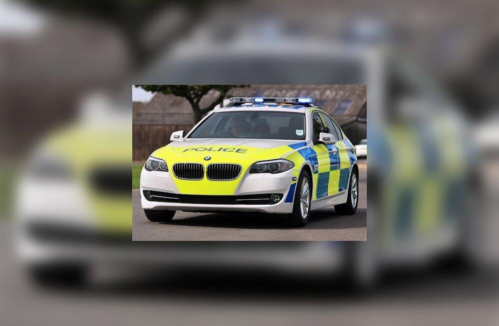 Relvastatud BMW töötaja vabastas pantvangistatud kolleegid
