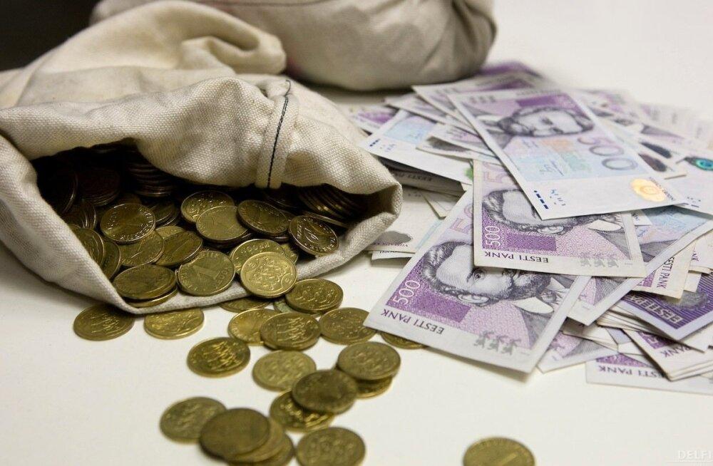 Kui ettevõte toetusi või laenu ei saa, võib laieneda ühisrahastuse abil