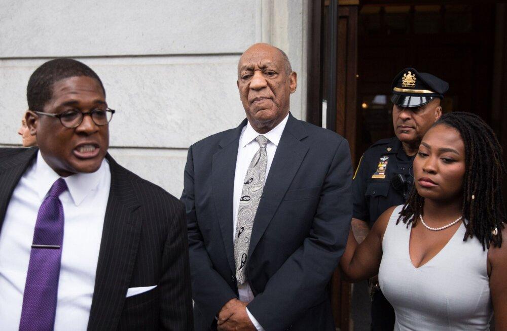 Lootusetu juhtum? Kohus ei suutnud Bill Cosby seksuaalkuritegude osas üksmeelset otsust langetada