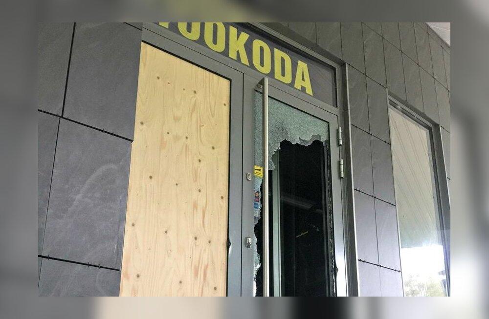 Hawaii Expressi murti sisse