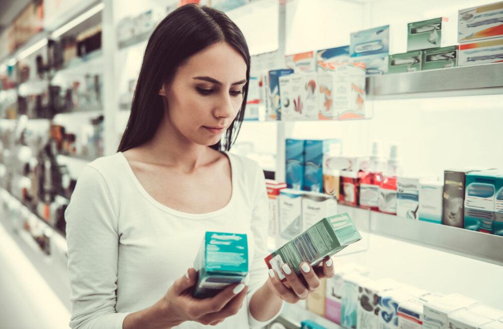 Lugeja küsib: milliseid tooteid saab 14-aastane noor apteegist osta?