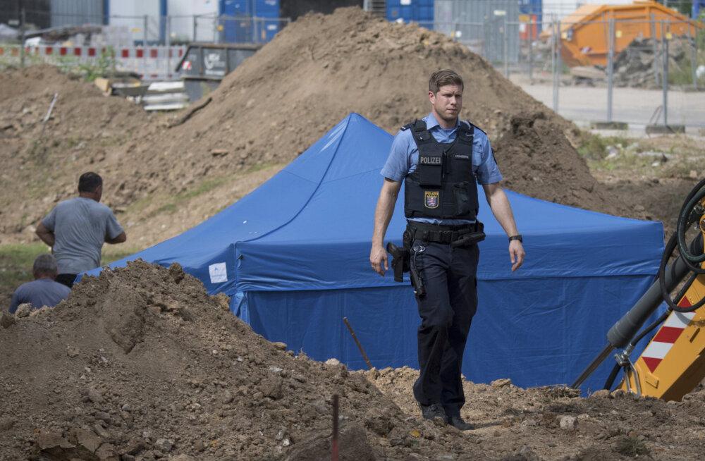 Frankfurdis evakueeritakse 70 000 inimest, et lõhata teise maailmasõja aegne pomm